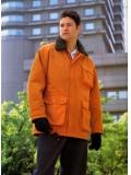 橙色防寒服