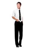 正装衬衫制服