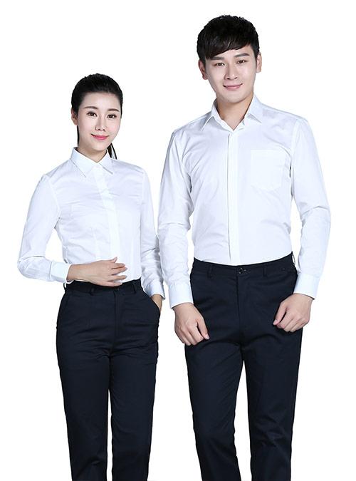 职业时尚衬衫