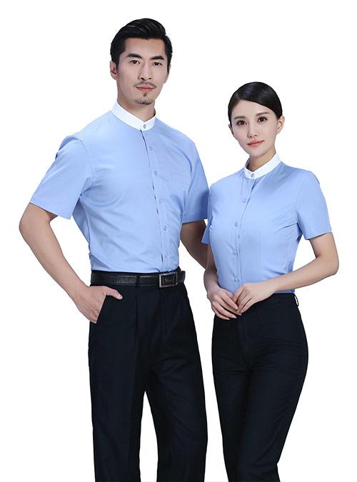 春夏短袖衬衫