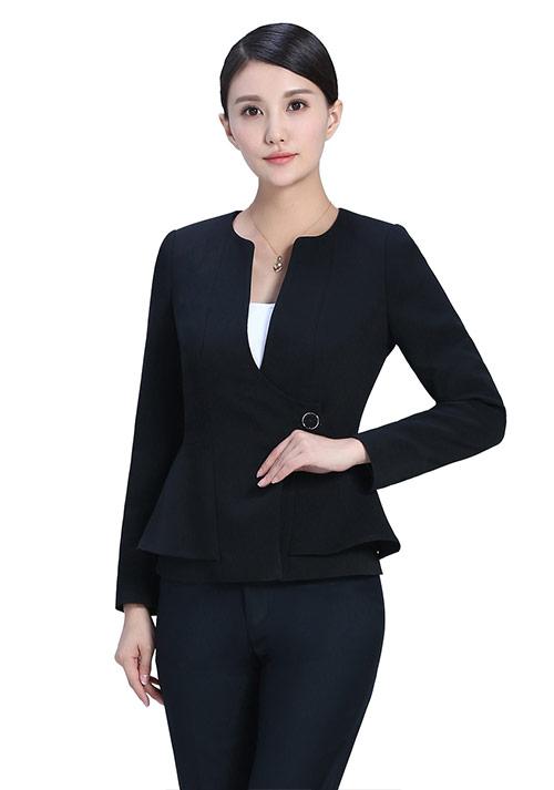 时尚女士职业装1