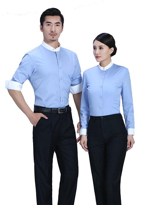 秋冬女衬衫2
