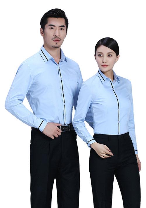 秋冬女衬衫1