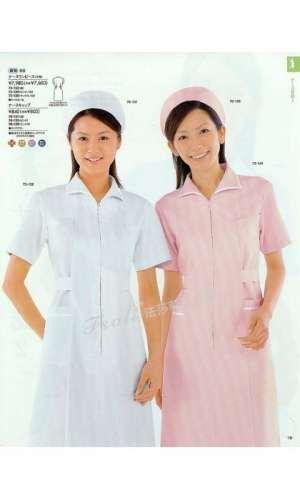 护士工作服怎么穿最合体?
