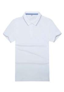 纯棉与涤棉定制POLO衫的区别