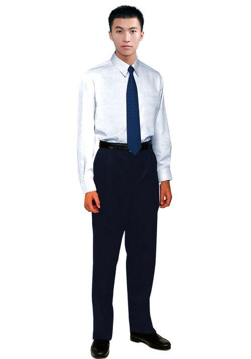 男士订制衬衫如何搭配更合理更时尚