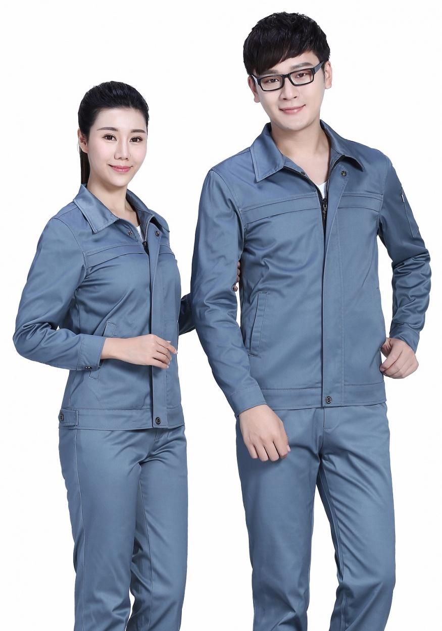 为什么定制纯棉工作服,定制纯棉工作服的优势