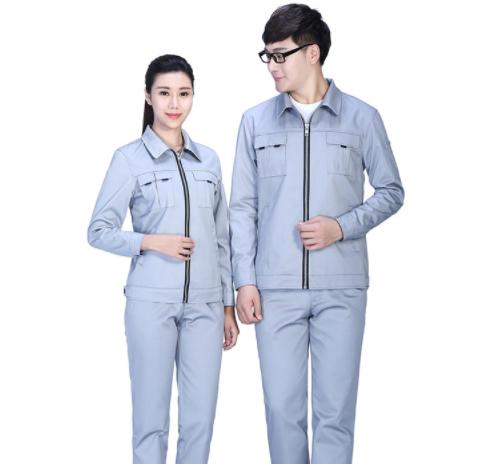 定做工作服时如何选择服装类型?